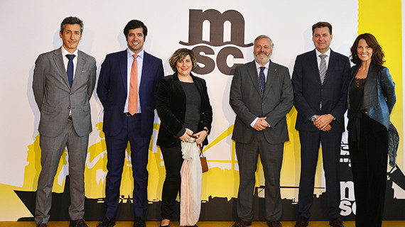 MSC   Seville office inauguration