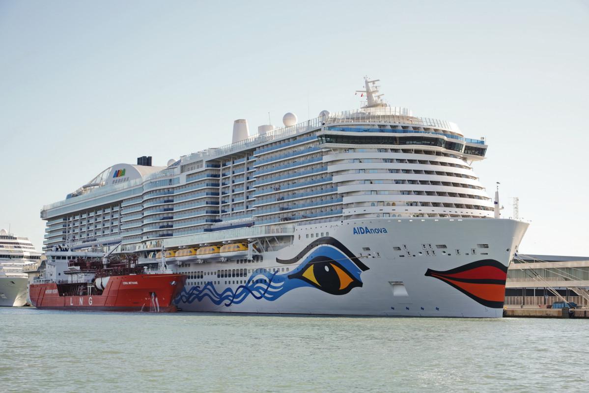 Port de Barcelona   AIDAnova