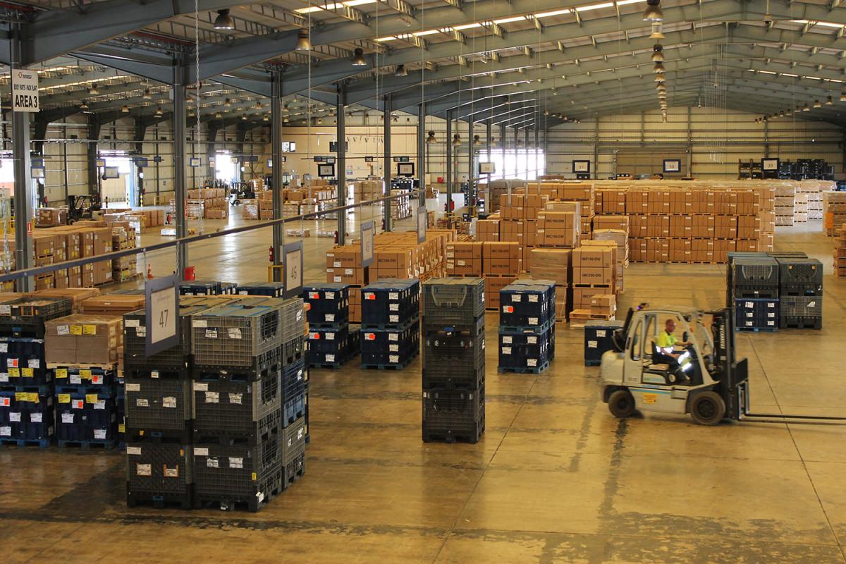 Transfesa Logistics Ford