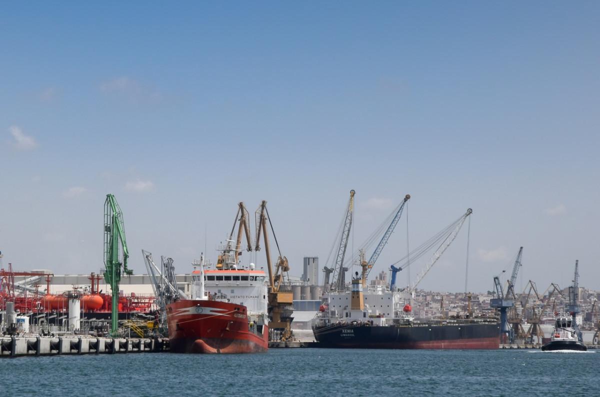 Port de Tarragona   Cargueros