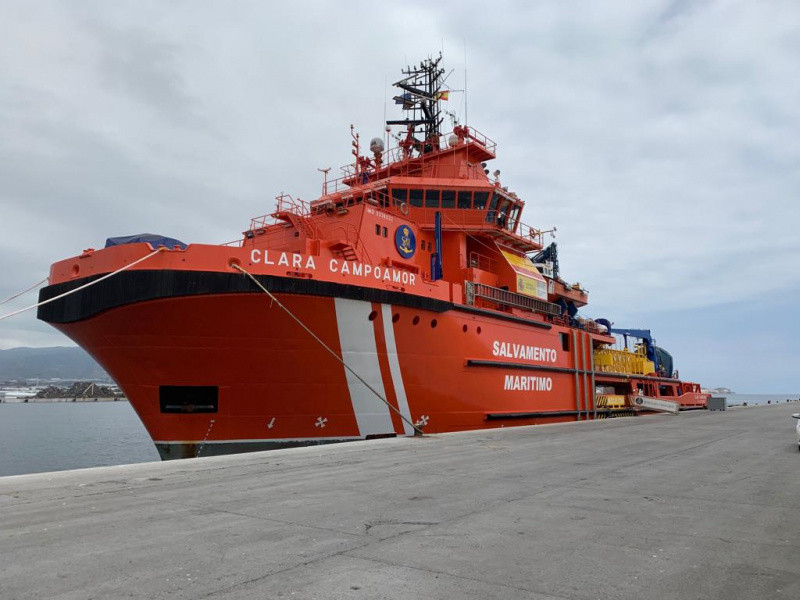 451 clara campoamor salvamento maritimo.puerto motril