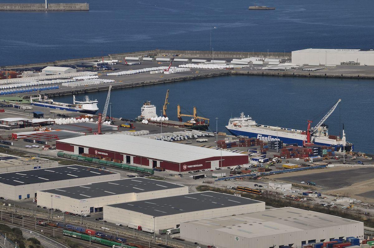 Puerto de Bilbao   muelles 1