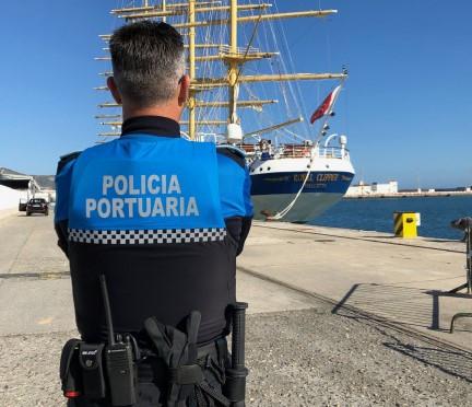 Puerto de Motril   Policia portuaria (2)