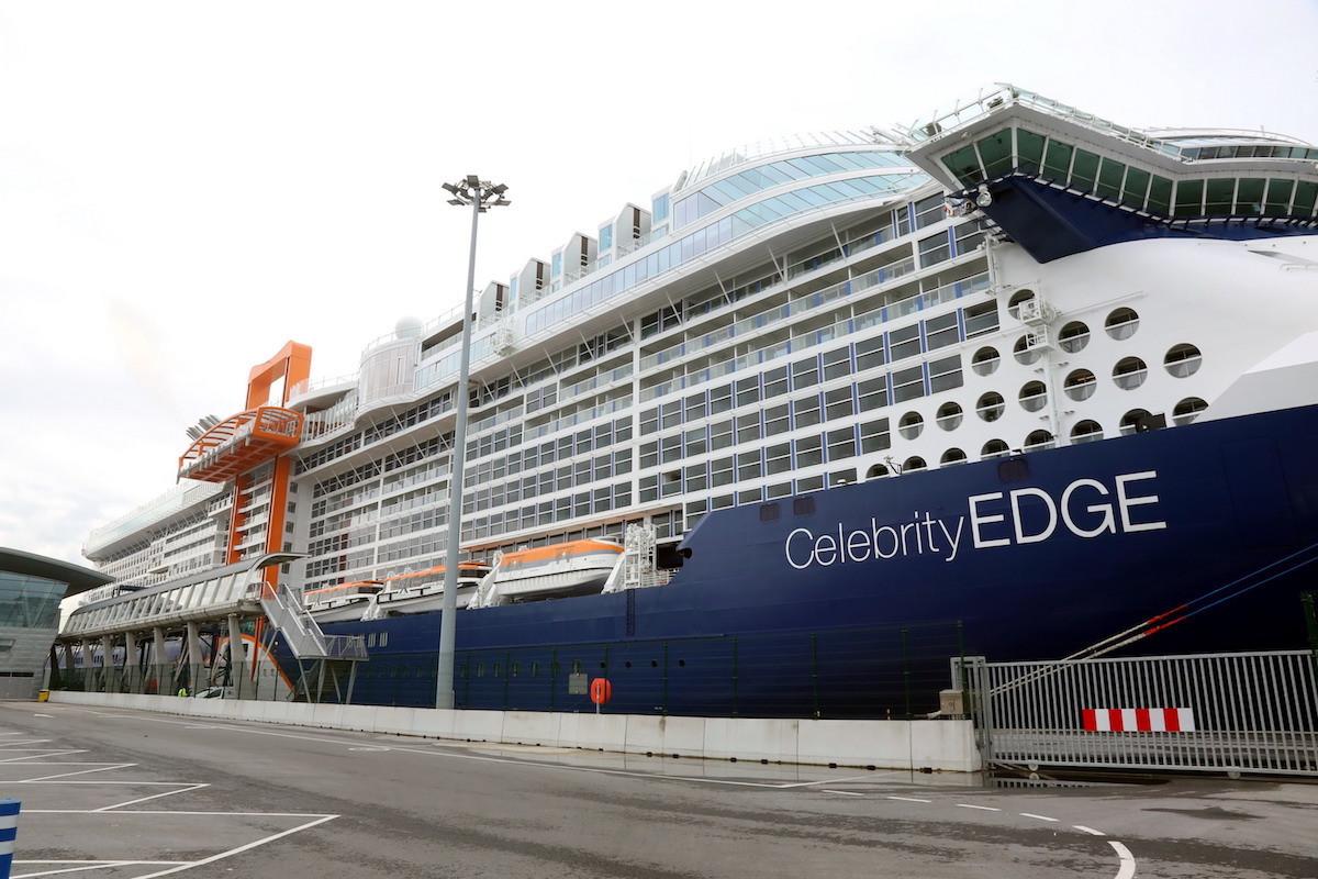 Puerto de Bilbao   celebrity edge