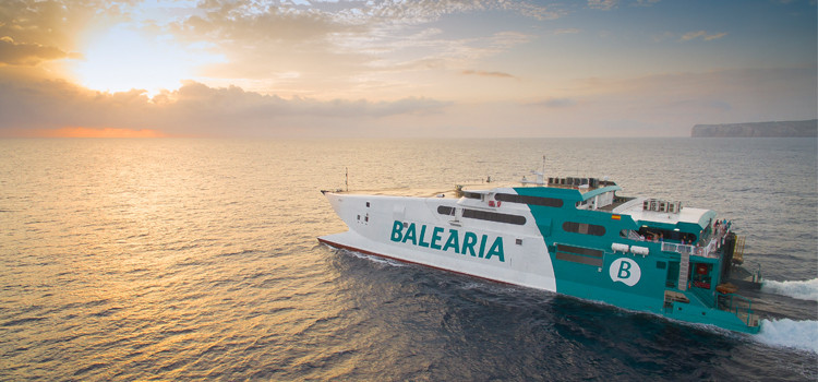 Balearia   fast+ferry+menorca
