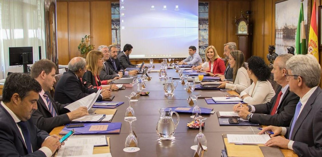 Puerto de Huelva   Consejo de Administraciu00f3n   may19