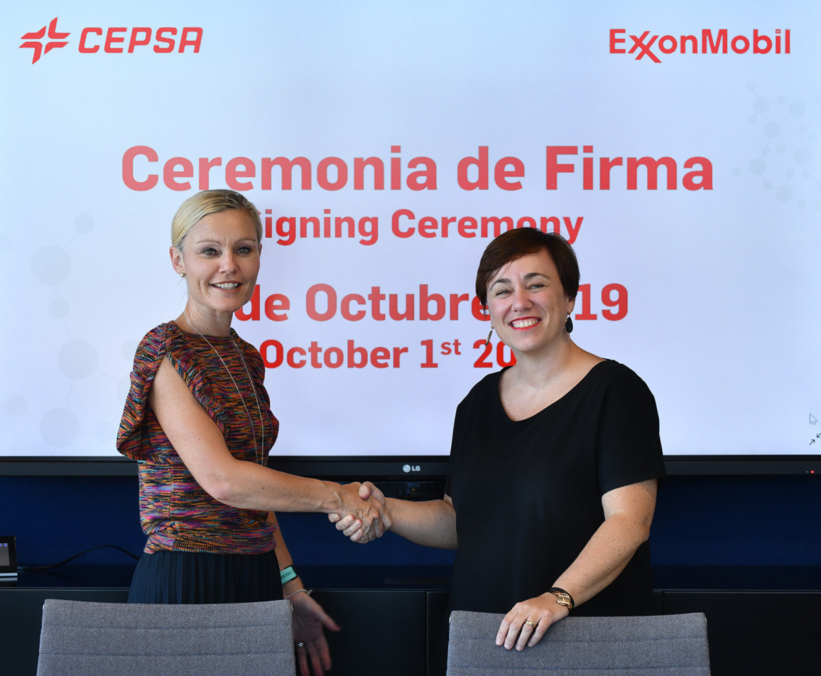 ExxonMobil   Cepsa   agreement