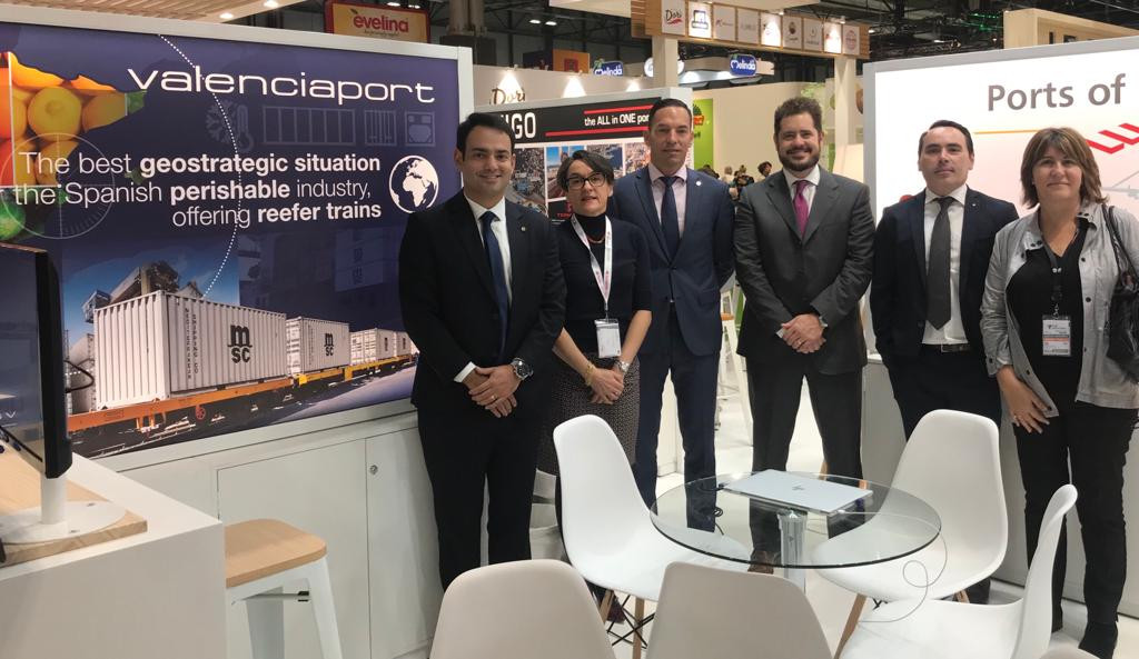 Valenciaport   Fruit Attraction 2019