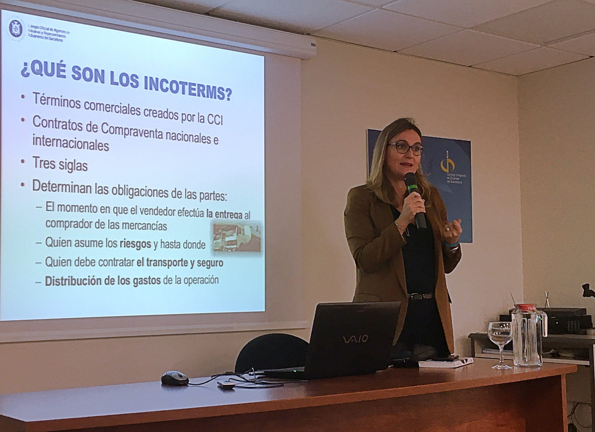 COACAB sesion Incoterms 2020 Irene Guaridiola