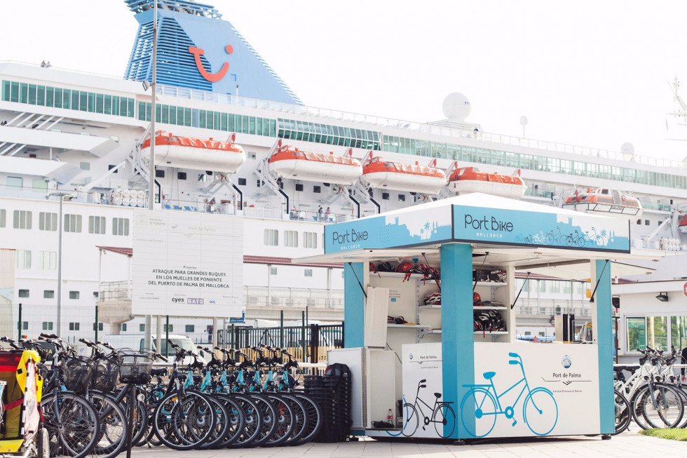 Mallorca Port Bike