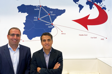 CSP Spain   Juan OrtI (CCO) y Miguel Marin (Sales  and Marketing Manager)