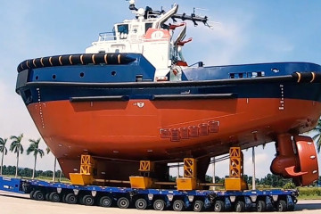 BOLUDA TOWAGE EUROPE   NEW TUGS   DAMEN SHIPYARDS