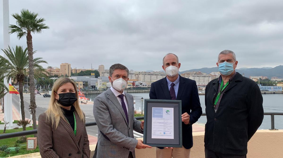 Foto certificado PERS novbre 2020