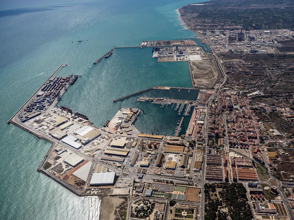 Portcastello np cm conexion ferroviaria norte puerto castellon 002